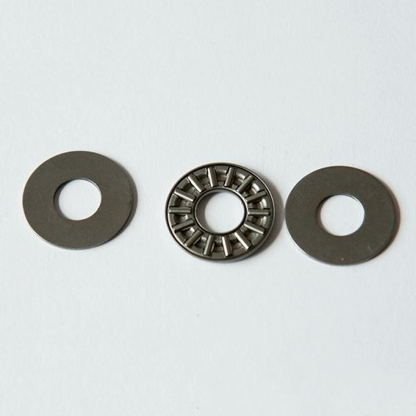 0.157 Inch | 4 Millimeter x 0.276 Inch | 7 Millimeter x 0.394 Inch | 10 Millimeter  CONSOLIDATED BEARING K-4 X 7 X 10  Needle Non Thrust Roller Bearings #1 image