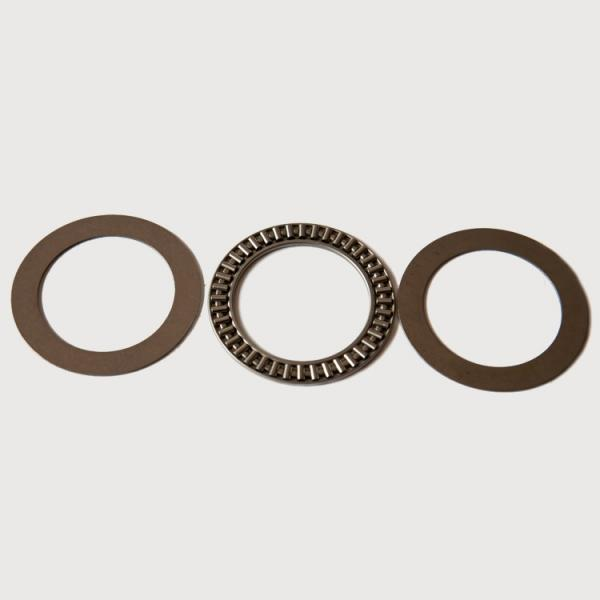 4.134 Inch | 105 Millimeter x 4.921 Inch | 125 Millimeter x 1.417 Inch | 36 Millimeter  CONSOLIDATED BEARING NK-105/36  Needle Non Thrust Roller Bearings #3 image